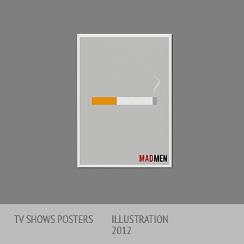 TV SHOWS POSTERS